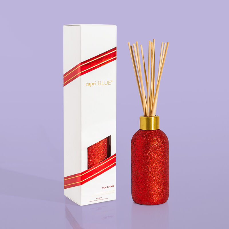 Volcano Glam Reed Diffuser product view with box image number 0