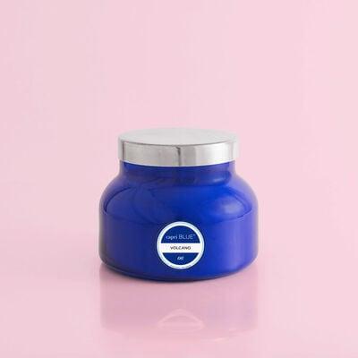 Volcano Blue Signature Jar, 19 oz