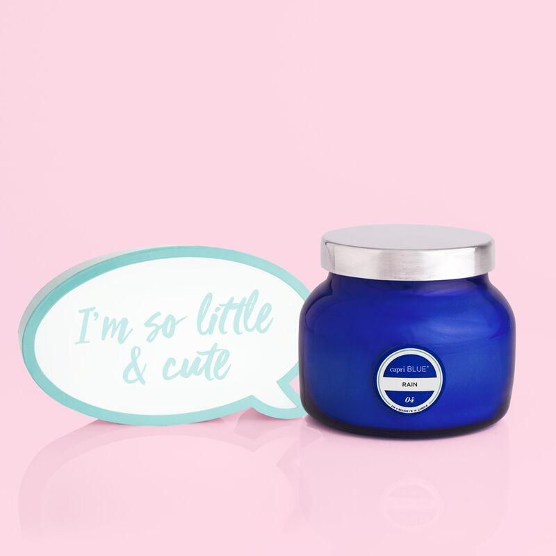 Capri Blue Rain Petite Jar, 8 oz with surprise image number 2