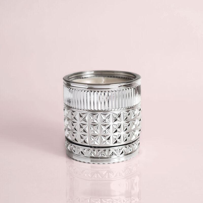 Citrus & Violet Haze Gilded Faceted Candle Jar, 11 oz Candle without Lid image number 2