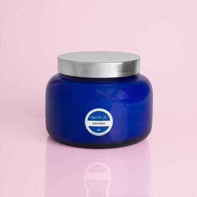 Volcano Blue Jumbo Jar, 48 oz