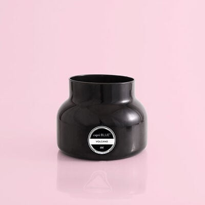 Volcano Black Signature Candle Jar, 19 oz product with no lid