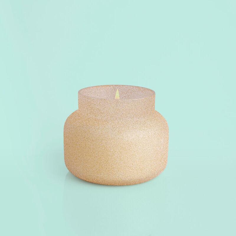 Pumpkin Dulce Glam Signature Jar, 19 oz product with lit image number 2