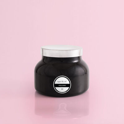 Volcano Black Signature Jar, 19 oz