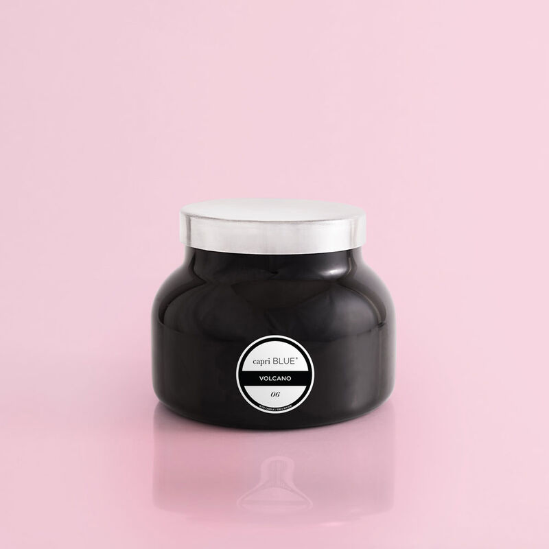 Volcano Black Signature Candle Jar, 19 oz product view image number 0