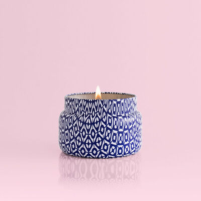 Guava Blossom Printed Travel Candle Burning