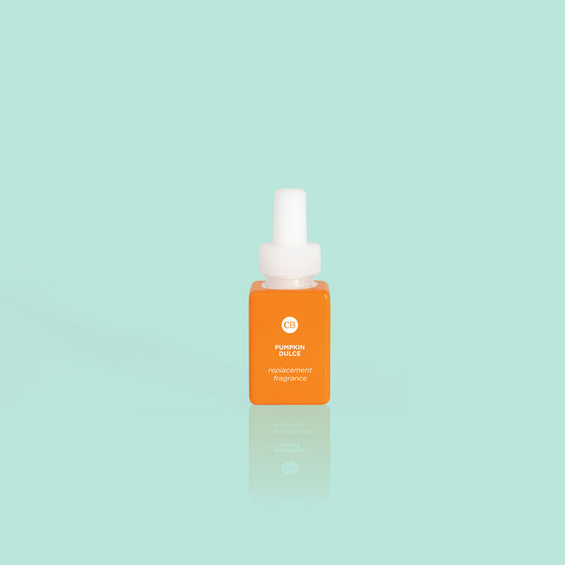 CB+ Pura Diffuser Refill, Pumpkin Dulce Vial Only image number 1