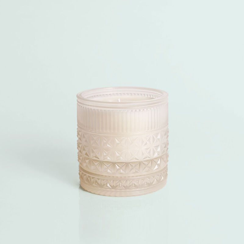 Modern Mint Faceted Candle Jar, 11 oz Candle without Lid Not Burning image number 2