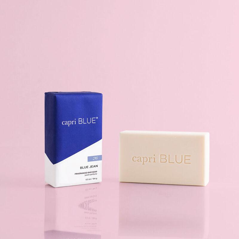 Blue Jean Bar Soap Outside Box on side image number 3