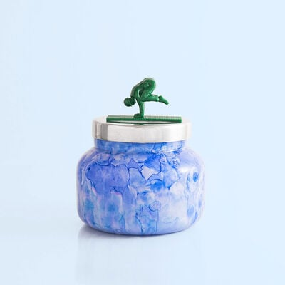 Blue Jean Signature Watercolor Jar, 19 oz product with toy