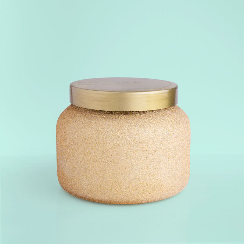 Pumpkin Dulce Glam Jumbo Candle Jar, 48 oz product view image number 0