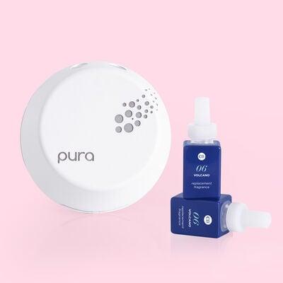 CB + Pura Smart Home Diffuser Kit, Volcano