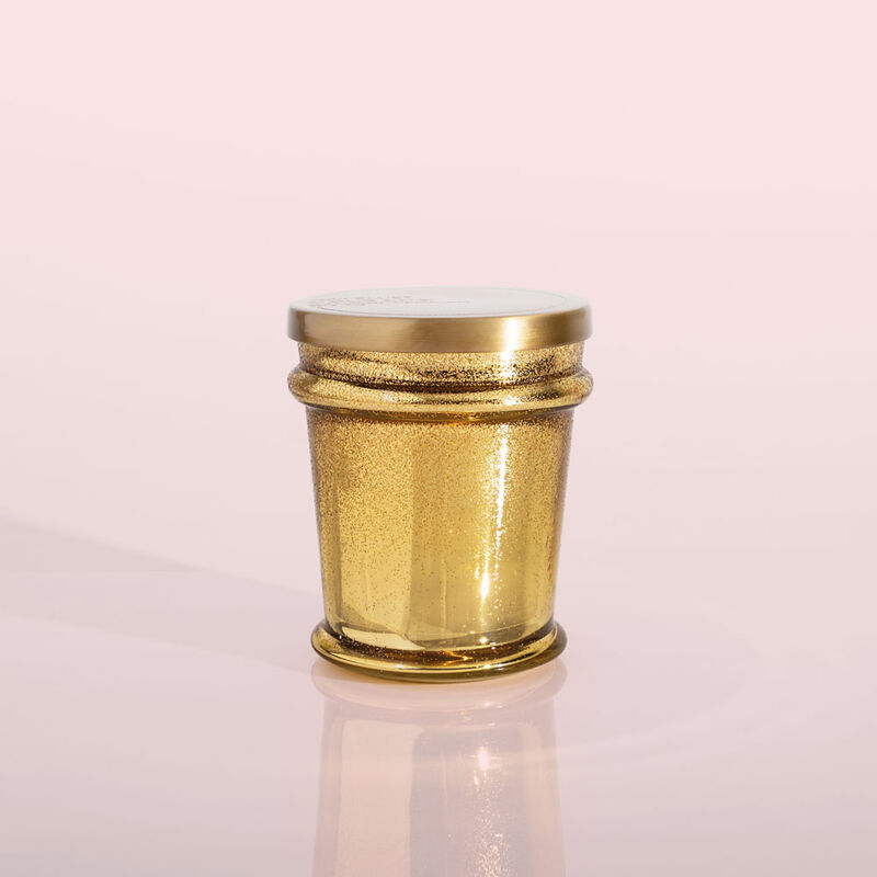 Volcano Glitz Found Glass Candle, 8 oz product view image number 0