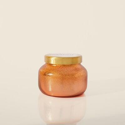 Pumpkin Dulce Glitz Petite Jar, 8oz