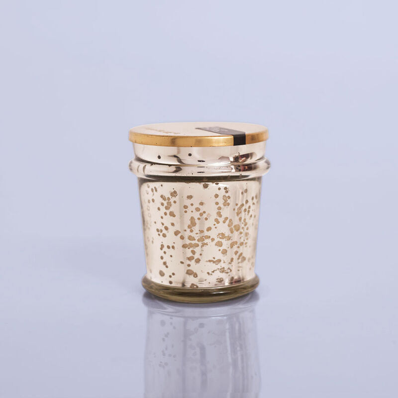 Guava Blossom Mercury Found Candle Glass, 8 oz Alt Product View image number 1