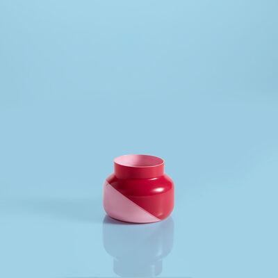 Coconut Santal Dual Tone Petite Candle, 8oz Alt Product View