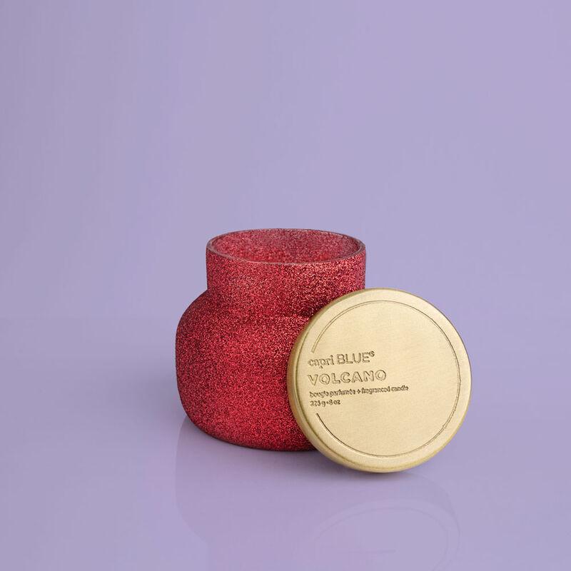Volcano Glam Petite Candle Jar, 8 oz image number 3
