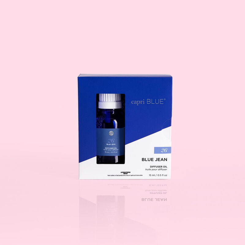 Blue Jean Diffuser Oil, 0.50 fl oz product in box image number 0