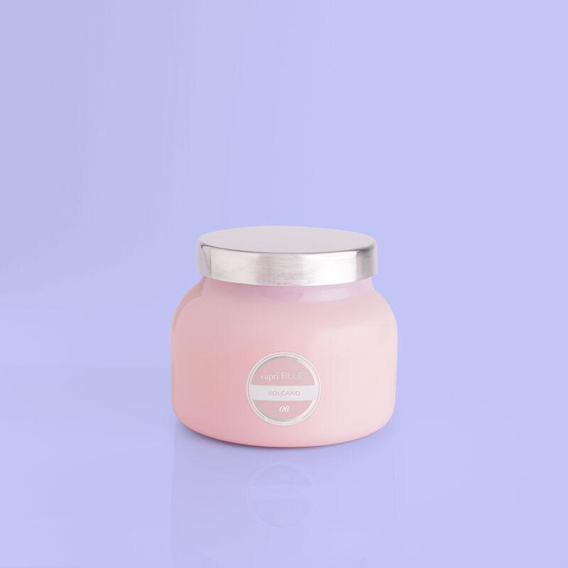 Volcano Bubblegum Petite Candle Jar, 8 oz product view image number 0