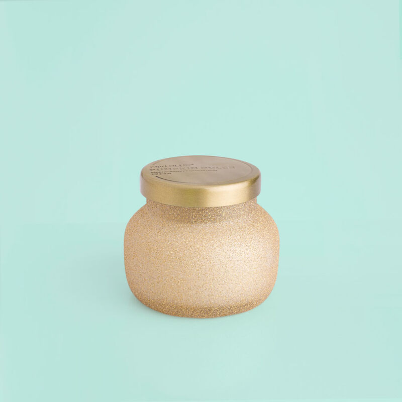 Pumpkin Dulce Glam Petite Jar, 8 oz product view image number 0