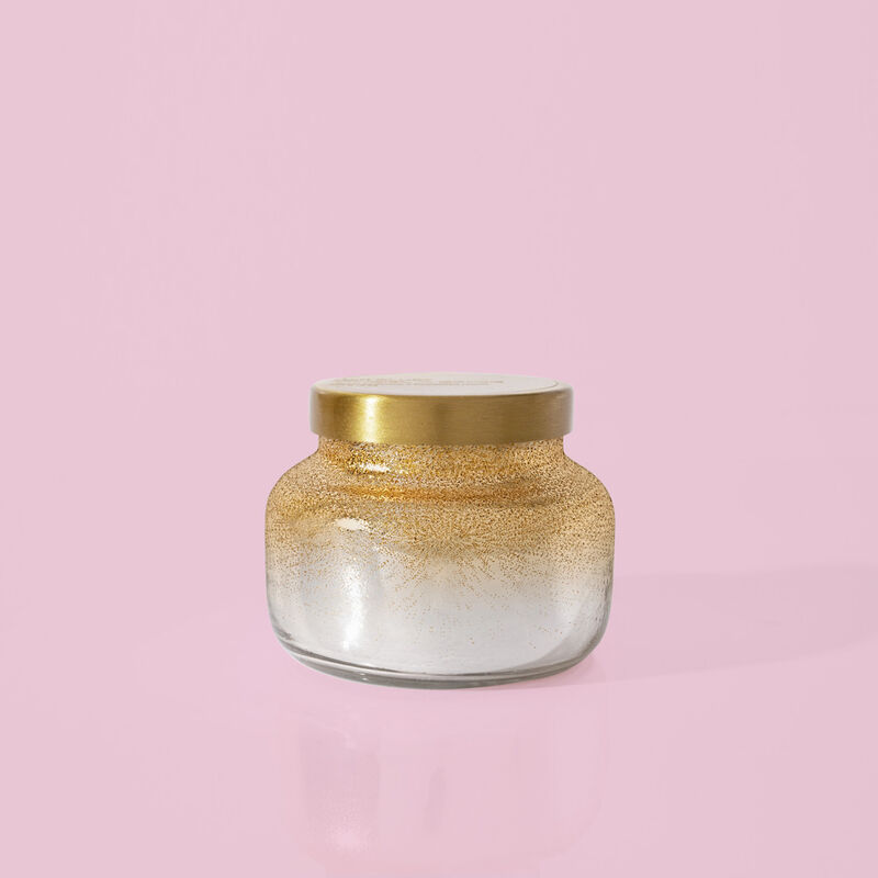 Crystal Pine Glitz Petite Candle Jar, 8oz Product View image number 0
