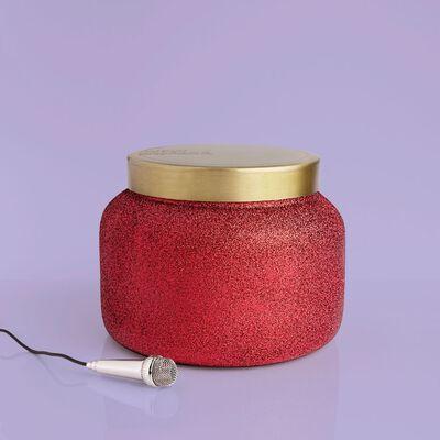 Volcano Glam Jumbo Candle Jar, 48 oz