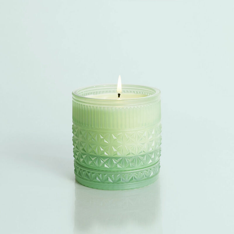 Volcano Faceted Candle image number 3