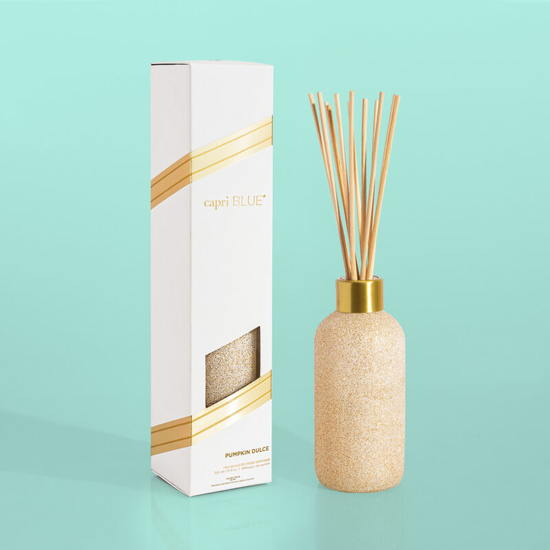 Pumpkin Dulce Glam Reed Diffuser, 8 fl oz Product View image number 0