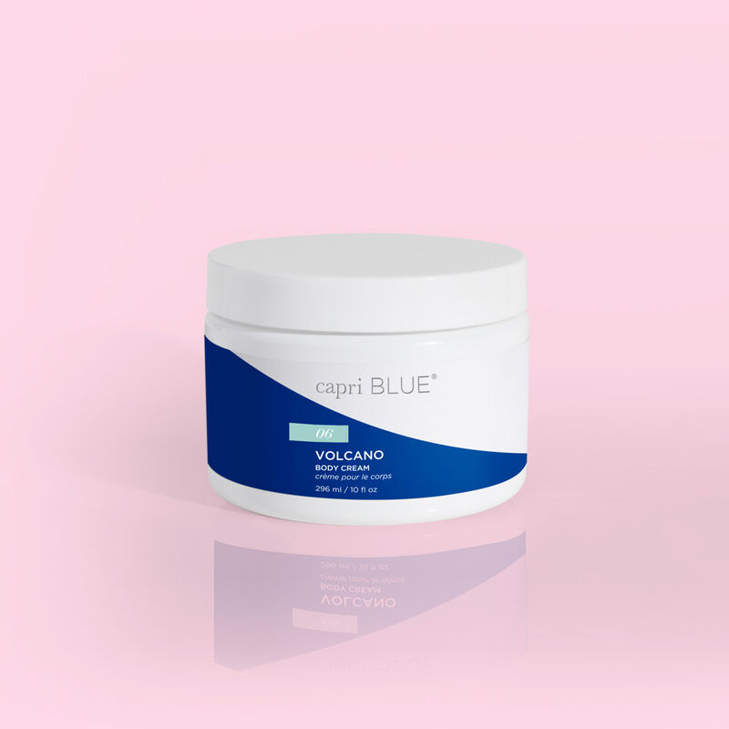 Capri Blue Volcano Body Cream lid on image number 0