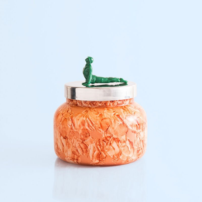Pomegranate Citrus Watercolor Signature Jar, 19 oz product with toy image number 2