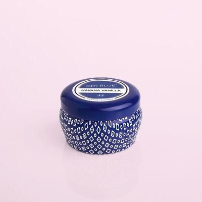 Havana Vanilla Blue Mini Tin, 3 oz